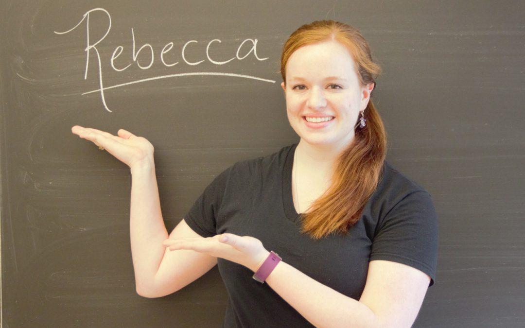 Rebecca Kurfess