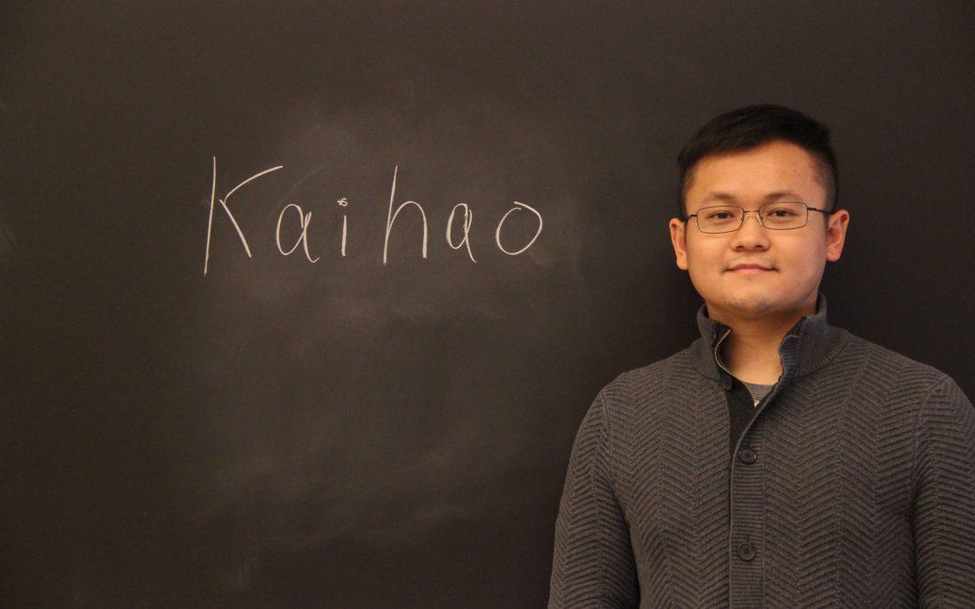 Kaihao Zhang